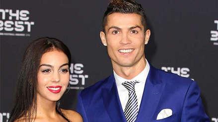 La novia de Cristiano Ronaldo sale en su defensa con mensaje del Papa Francisco