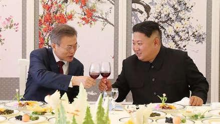 La popularidad de Moon Jae-in subió 11 puntos tras la cumbre con Kim Jong-un