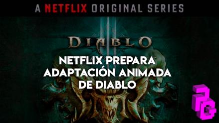 Netflix prepara adaptación animada de Diablo