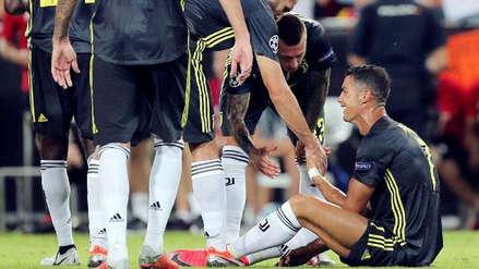 """Simeone sobre la expulsión de Cristiano Ronaldo: """"No parecía que hubiera hecho absolutamente nada"""""""