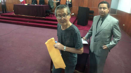 Poder Judicial dejó al voto pedido de nulidad del indulto a Alberto Fujimori