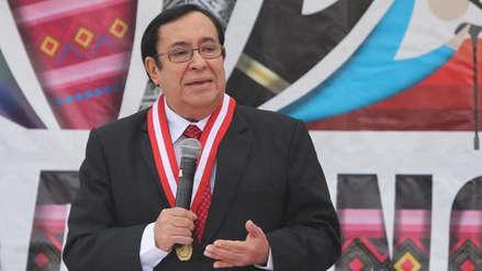 Presidente del Poder Judicial anunció que la OCMA investigará a juez Velásquez Zavaleta