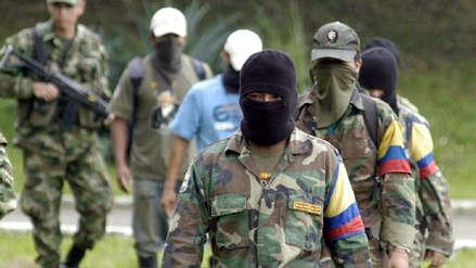 Asistente de geología apareció vivo luego de ataque terrorista en selva de Colombia