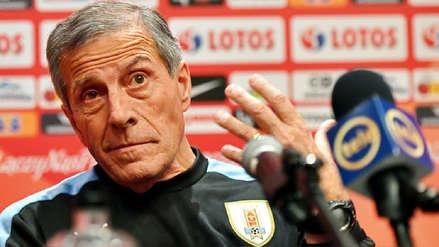 El 'Maestro' Tabárez renovó su contrato con Uruguay por cuatro años más