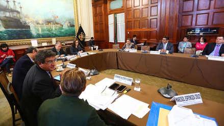 Comisión de Constitución aprobó el regreso a la bicameralidad del Poder Legislativo
