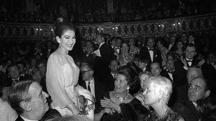 Dermatomiositis: La enfermedad que le quitó la voz y la vida a la cantante María Callas