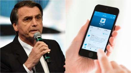 Corte de Brasil ordena a Twitter entregar datos de usuarios que celebraron ataque a Bolsonaro