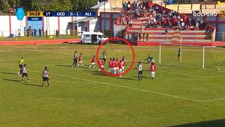 Gonzalo Godoy convirtió el segundo en el Alianza Lima vs. Unión Comercio