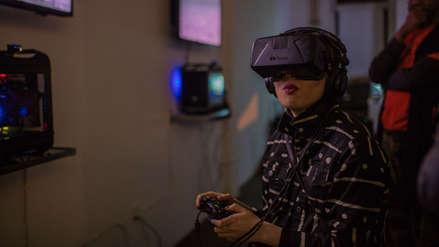 Festival Imagina: Realidad virtual y animación sin límites [FOTOS y VIDEO]