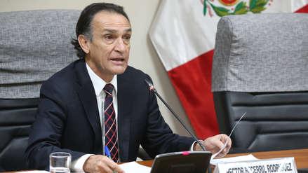 Subcomisión retiró mención a Becerril en informe de Pacori sobre Hinostroza y exmiembros del CNM