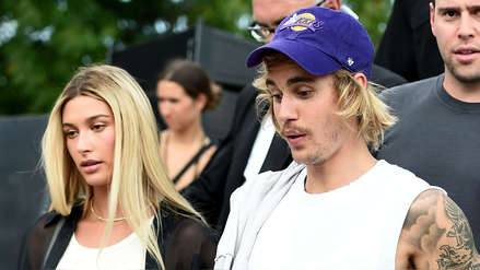 Justin Bieber y Hailey Baldwin firmaron acuerdo de separación de bienes antes de su boda