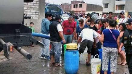 Invertirán S/ 12 millones para evitar desabastecimiento de agua