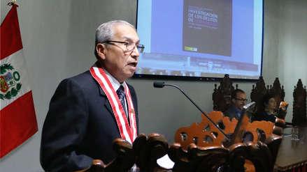 Pedro Chávarry afirma que informe en su contra