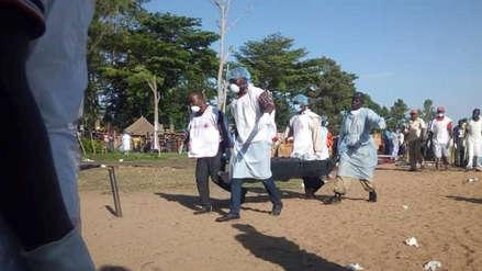 Los muertos por el naufragio de un ferri en Tanzania alcanzan los 170