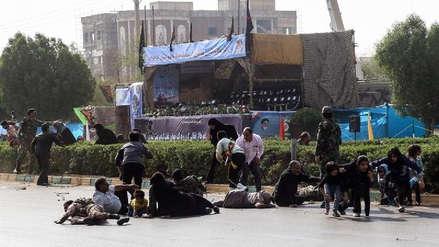 Al menos 24 muertos en un atentado contra un desfile militar en Irán