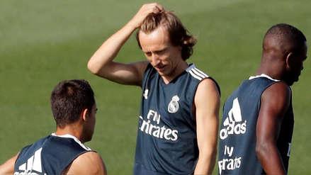 Luka Modric aceptó ocho meses de cárcel por fraude fiscal, según prensa