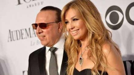 Thalía: Tommy Mottola se burla de la cantante y fans lo critican