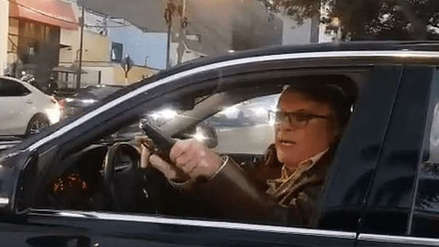 Sucamec cancelará la licencia y decomisará el arma del conductor que amenazó a otro en San Isidro