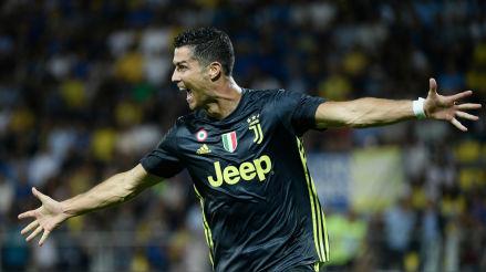 En Vivo | Juventus, con Cristiano Ronaldo motivado, enfrenta al Frosinone en la Serie A
