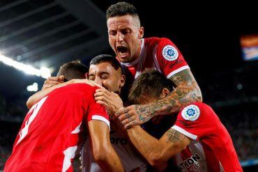 1:45 p.m. | Barcelona se enfrentará al Girona en la quinta fecha de la Liga de España