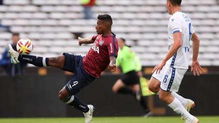 Duelos de peruanos: Talleres de Araujo igualó 1-1 ante Vélez de Abram