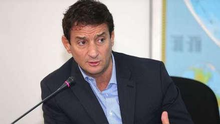 Renzo Reggiardo sobre su ausencia en el debate: