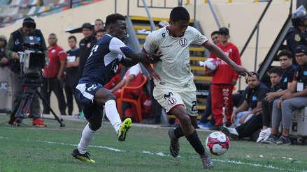 Universitario rescató un empate en El Monumental con San Martín por el Torneo Clausura