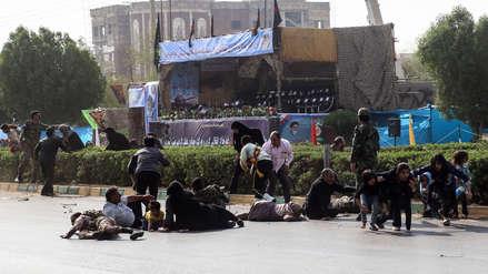 Estados Unidos rechaza acusación de Irán sobre implicación en ataque a desfile militar
