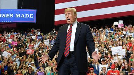 Trump propone medidas contra migrantes legales que reciban ayuda del Gobierno
