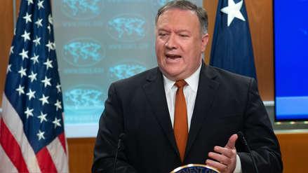 Estados Unidos ganará la guerra comercial con China, asegura Mike Pompeo