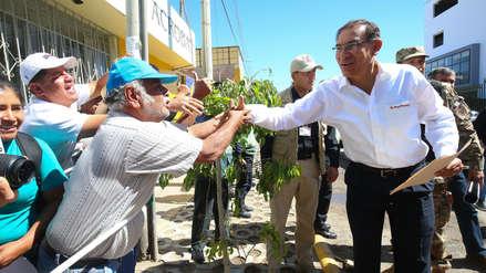 GFK | Aprobación de Martín Vizcarra subió de 43% a 52% en el último mes