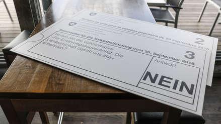 Suiza aprueba en referéndum incorporar a la bicicleta en su Constitución