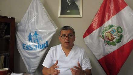 Nombran nuevo gerente del hospital Almanzor Aguinaga de EsSalud