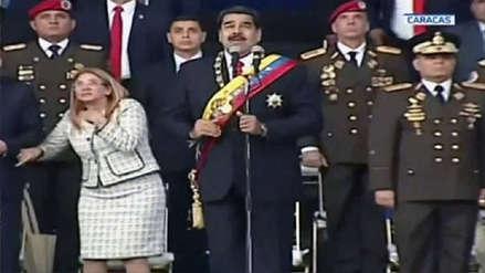 Venezuela: detienen a otros tres implicados en atentado contra Nicolás Maduro