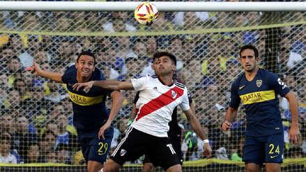 Boca Juniors vs River Plate, el apasionante superclásico resumido en 10 imágenes