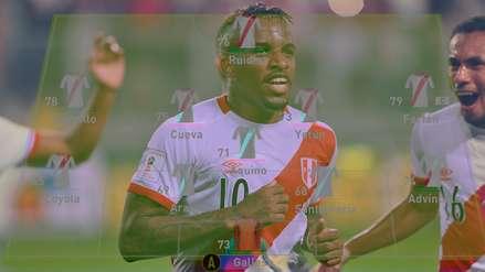 FIFA 19 | Estas son las valoraciones de los jugadores de la Selección Peruana