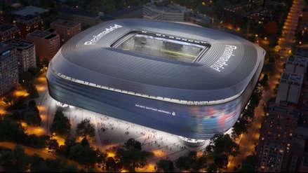 Real Madrid: así será el impresionante y remodelado Santiago Bernabéu en 2022