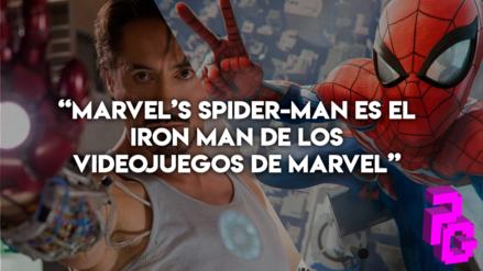 """Marvel e Insomniac Games declaran que """"Spider-man es el Iron Man de los juegos de Marvel"""""""
