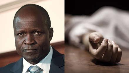 Un gobernador de Kenia es acusado de asesinar a su amante embarazada
