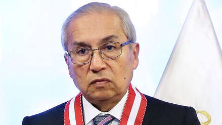 Subcomisión no analizará esta semana informe que pide destitución de Chavarry