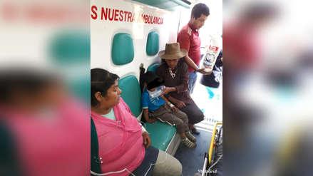 Otuzco: 17 miembros de una familia resultan intoxicados durante fiesta