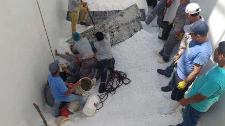 Chiclayo: obrero muere aplastado por más de dos toneladas de sal