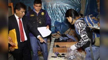 Delincuentes roban vivienda del fiscal William Rabanal Palacios