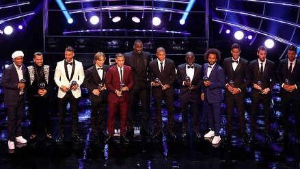 FIFA The Best: Este es el 11 ideal de la temporada