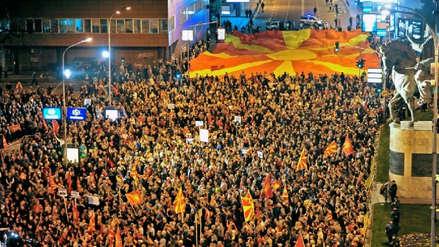 Presidente de Macedonia boicoteará el referéndum que busca cambiar el nombre del país