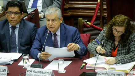 Villanueva propuso al Congreso bicameralidad con