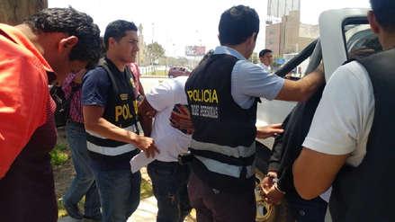 Chiclayo: Policía desbarata presunta banda delictiva dedicada al proxenetismo