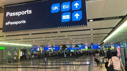 Vuelos entre Londres y la Unión europea en peligro si no se logra un acuerdo por el Brexit