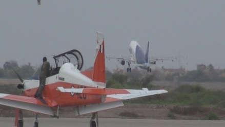 Piden no arrojar basura cerca al Grupo Aéreo para evitar presencia de gallinazos