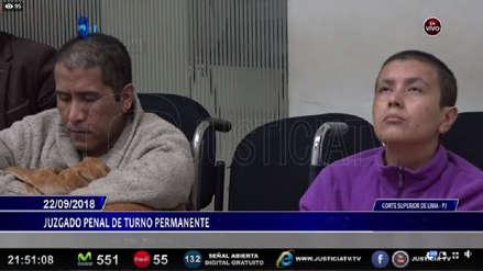 PJ ordena 9 meses de prisión preventiva para hermanos que atacaron clínica Ricardo Palma con explosivos